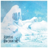 RUPHUS - New Born Day (1973) (Karisma Records/2019 reissue)