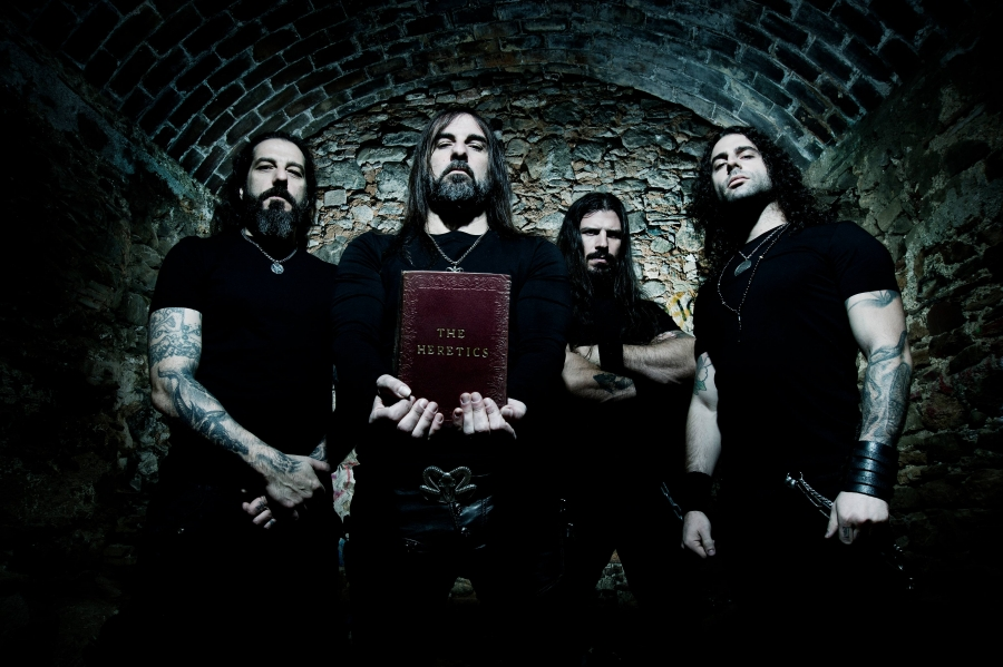 "ROTTING CHRIST –  ""The Heretics"" (Season Of Mist)"