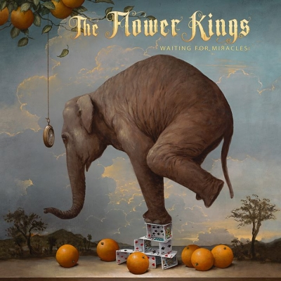 THE FLOWER KINGS – Waiting For Miracles  (Inside Out Music/2019)