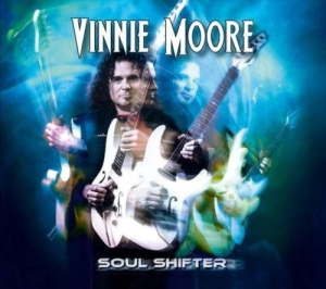 VINNIE MOORE – Soul Shifter  (Mind's Eye Music/2019)