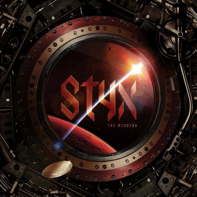 "STYX - ""The Mission"" (Universal Music – 2017)"