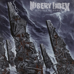 MISERY INDEX – Rituals of Power  (Season Of Mist/2019)