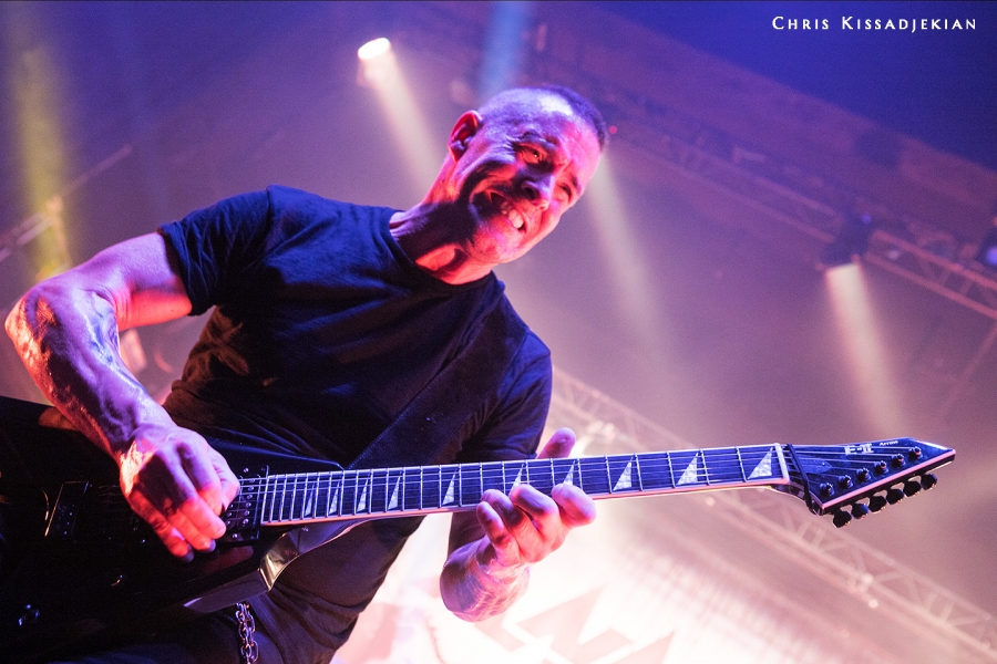 ANNIHILATOR, ARCHER NATION, DREAMLORD – Piraeus 117 Academy, Αθήνα, Παρασκευή 15 Νοεμβρίου 2019
