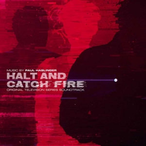 "PAUL HASLINGER / GRAHAM REYNOLDS AND HIS GOLDEN ARM TRIO - ""A Scanner Darkly"" & ""Halt and Catch Fire"" (Fire Soundtracks / Lakeshore Records)"