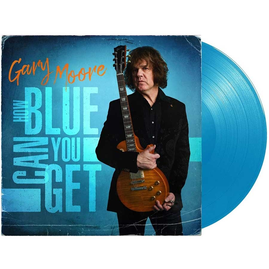 GARY MOORE – How Blue Can You Get (Provogue Records / 2021)