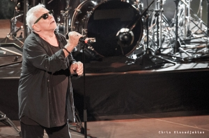 ERIC BURDON (NOT with the Animals!) - Αθήνα, Ωδείο Ηρώδου Αττικού, 27 Σεπτεμβρίου 2019