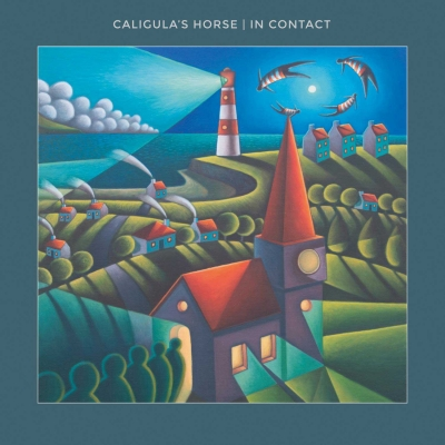 "CALIGULA'S HORSE - ""In Contact"" (Inside Out – 2017)"