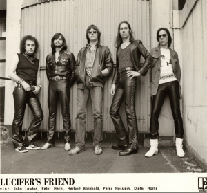"LUCIFER'S FRIEND – ""Too Late to Hate"" / The Tribute"