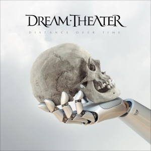 DREAM THEATER – Distance Over Time   (Inside Out Music/2019)