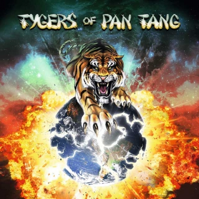 "TYGERS OF PANG TANG - ""Tygers Of Pang Tang"" (Mighty Music 2016)"