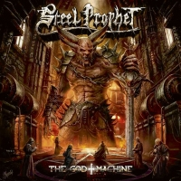 STEEL PROPHET – The God Machine  (Roar! Rock of Angels Records/2019)