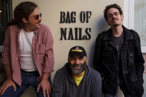BAG OF NAILS – The Wolf Inside Me  (Nasoni Records/2019)