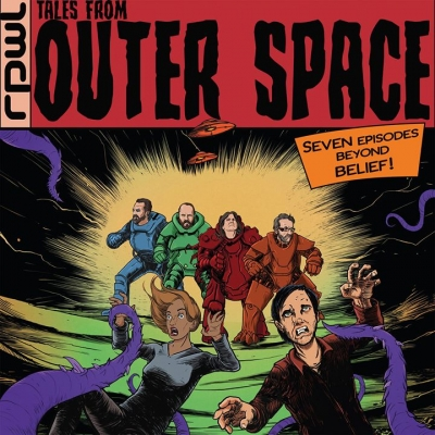 RPWL – Tales From Outer Space  (Gentle Art Of Music/Soulfood - 2019)