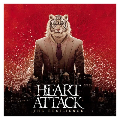 "HEART ATTACK – ""The Resilience""    (Apathia Records 2017)"