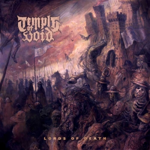 "TEMPLE OF VOID - ""Lords Of Death"" (Shadow Kingdom-Hell's Headbangers)"