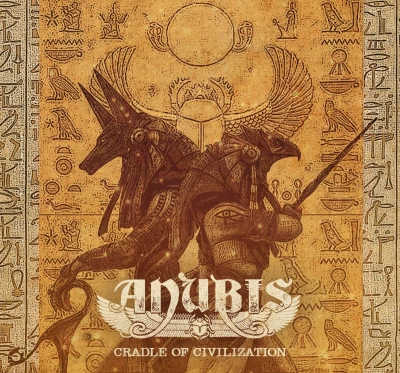 "ANUBIS - ""Cradle Of Civilization"" (Obscure Dungeon Records - 2017)"