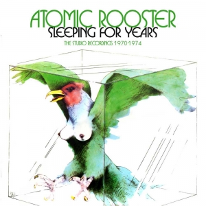 "ATOMIC ROOSTER – ""Sleeping for Years / The Studio Recordings 1970 - 1974"" (Esoteric Recordings 2017)"