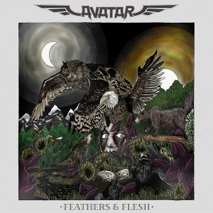 AVATAR -  Feathers & Flesh  (Another century / Sony)