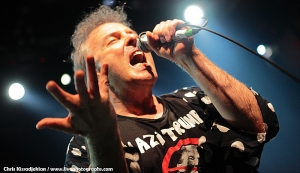 JELLO BIAFRA and The Guandanamo School of Medicine, STRESS - Αθήνα, Gagarin, Τετάρτη 22 Αυγούστου 2016
