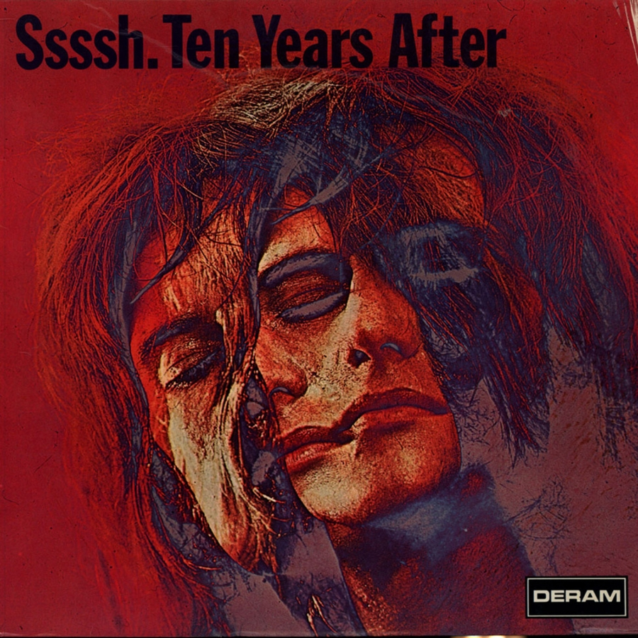 "TEN YEARS AFTER ""Ssssh""(Chrysalis – 1969)"