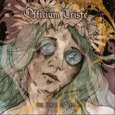OFFICIUM TRISTE - The Death of Gaia  (Transcending Obscurity Records/2019)