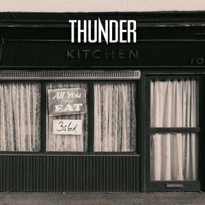 THUNDER – All You Can Eat (e.a.r music/ Feelgood Entertainment)