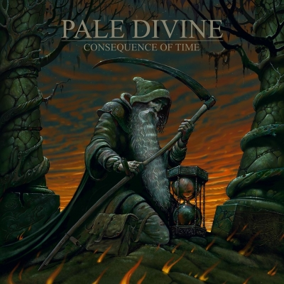 PALE DIVINE - Consequence Of Time  (Cruz Del Sur Music/2020)
