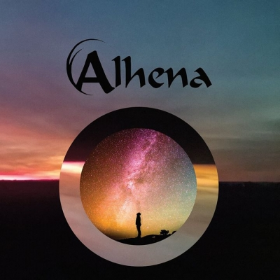 ALHENA - Breaking the Silence​.​.​. .​.​.​by Scream  (Around Music/2020)