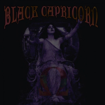 BLACK CAPRICORN – Omega  (Sad Sun Music/2020-reissue)