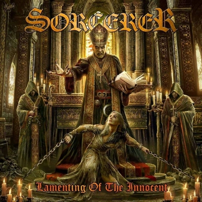 SORCERER - Lamenting of the Innocent  (Metal Blade/2020)