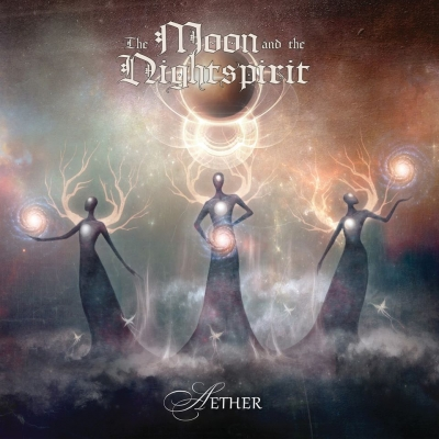 THE MOON AND THE NIGHTSPIRIT - Aether  (Prophecy Productions/2020)