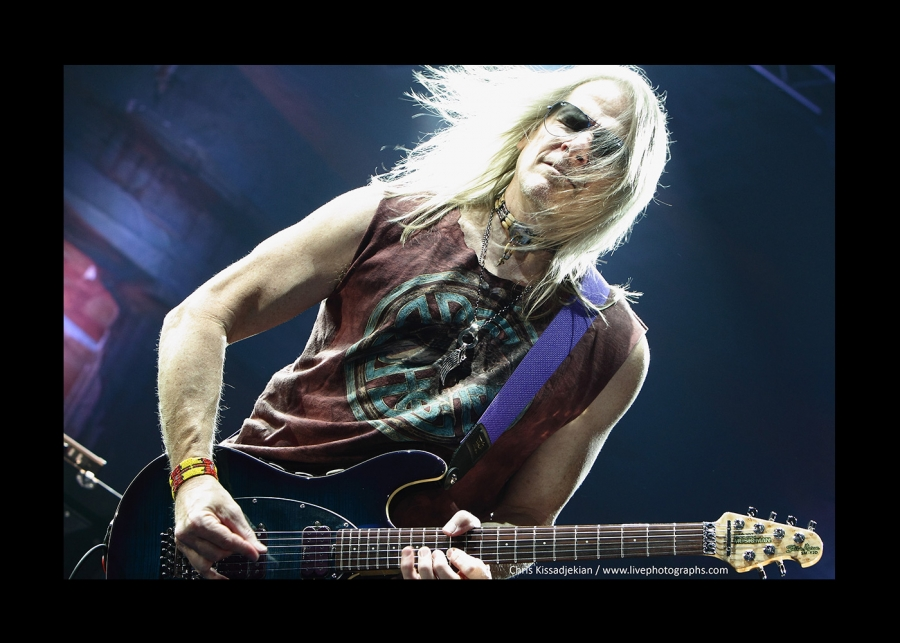 ONE BY ONE: Steve Morse (Μέρος Πρώτο)