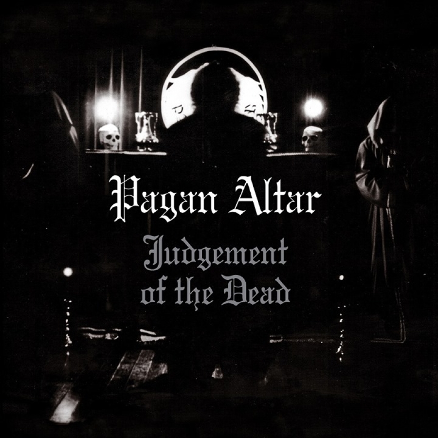 PAGAN ALTAR – Judgement Of The Dead   (Temple of Mystery Records/2019 reissue)