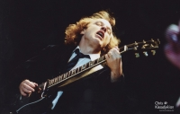 ANGUS YOUNG – Born As Today