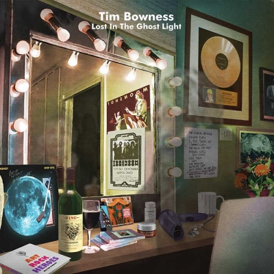 TIM BOWNESS -  Lost In The Ghost Light (InsideOut Music)
