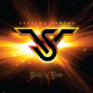 LOCAL HEROES : STELIOS VENTAS - Rock 'n' Love  (Self - Financed)