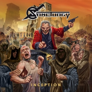 "SANCTUARY - ""Inception"" (Century media)"